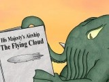 Dread Cthulhu with Flying Cloud book